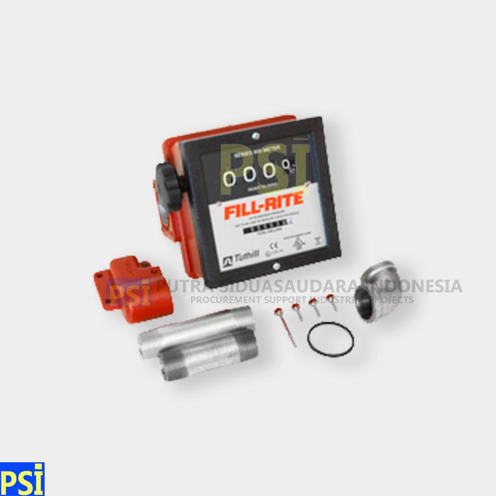 Diagnostic & Test Tools Fill-Rite 901C 4 Wheel Mechanical Meter ...